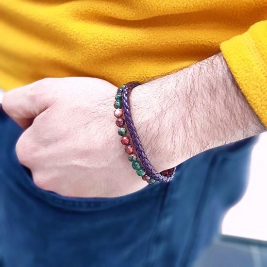 Natural Stone Bracelets 9379