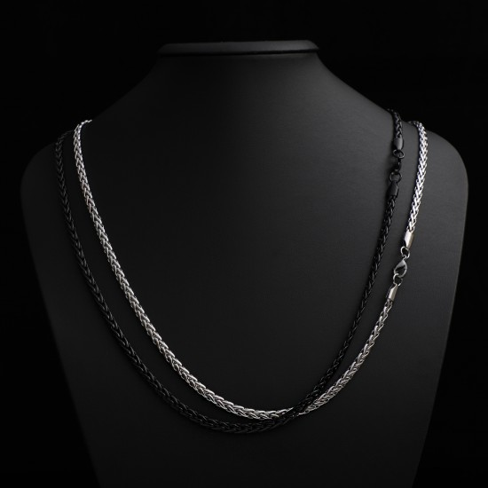 Unisex Steel Necklace 4712