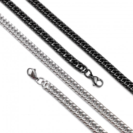 Unisex Steel Necklace 4716