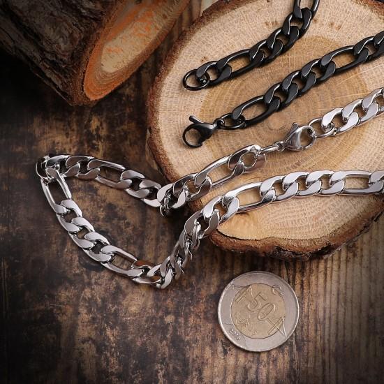 Unisex Steel Necklace 4713