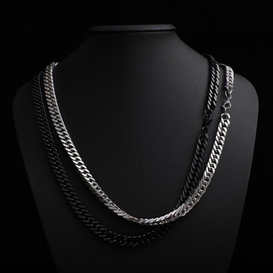 Unisex Steel Necklace 4731
