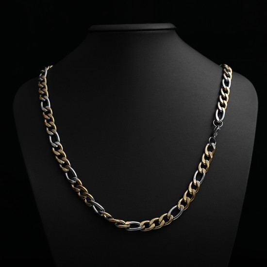 Unisex Steel Necklace 4708