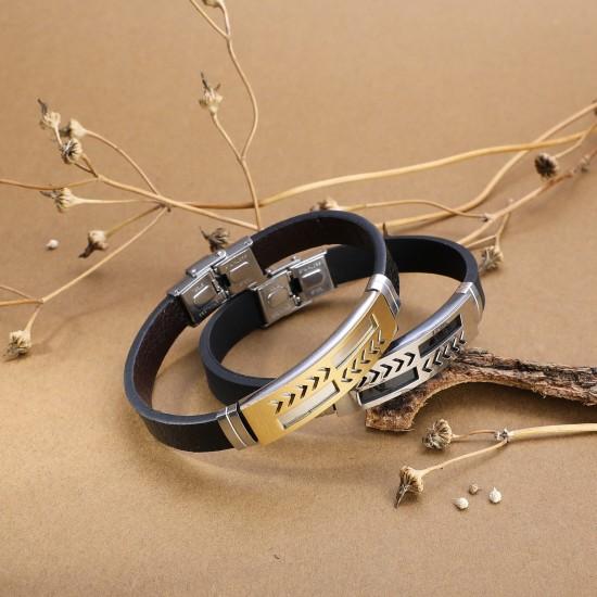 Strap Steel Bracelet 5411