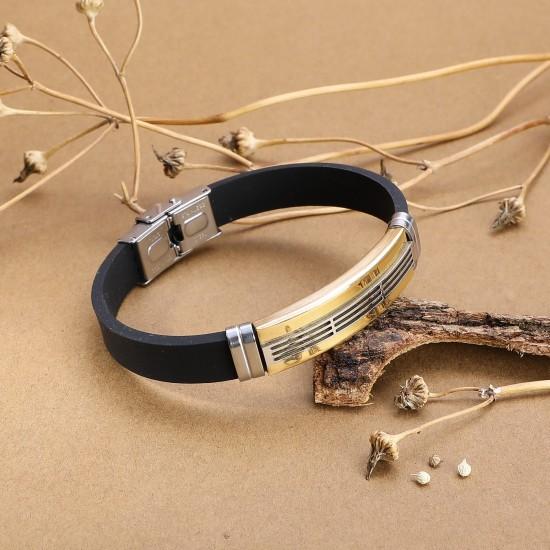 Strap Steel Bracelet 5413