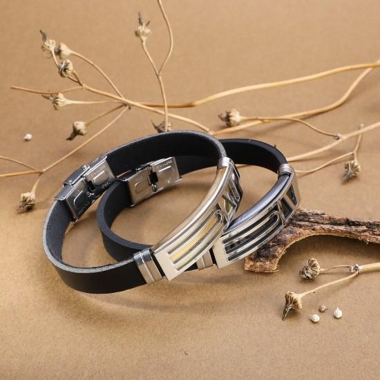 Strap Steel Bracelet 5414