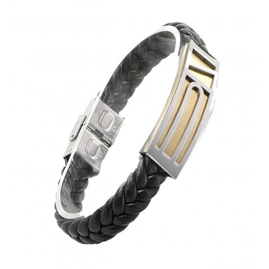 Strap Steel Bracelet 8856