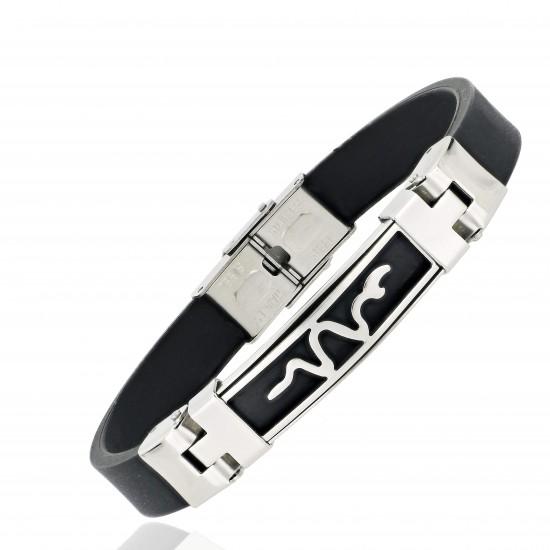 Strap Steel Bracelet 8602