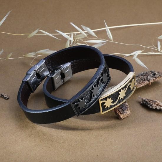Strap Steel Bracelet 6048