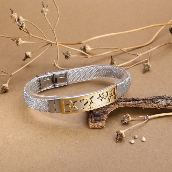 Strap Steel Bracelet 5638