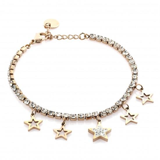 Women's Steel Bracelet 8435