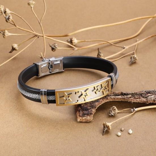 Strap Steel Bracelet 5921