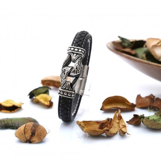 Strap Steel Bracelet 6336