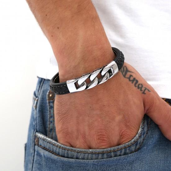 Strap Steel Bracelet 5138