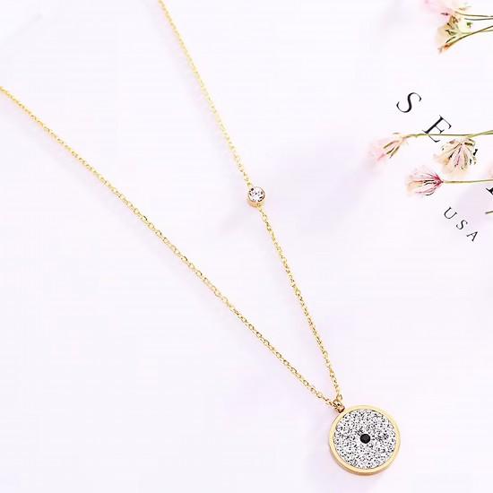 Women Steel Necklace 4816