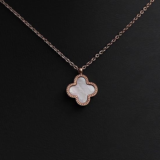Women Steel Necklace 4818