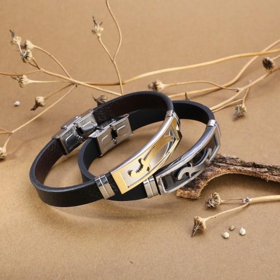 Strap Steel Bracelet 451