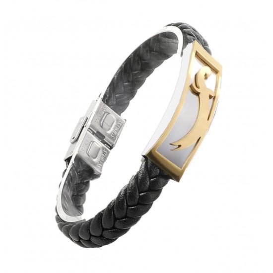 Strap Steel Bracelet 8858