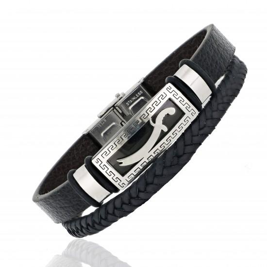 Strap Steel Bracelet 8628