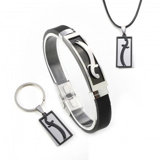 Strap Steel Bracelet 6284