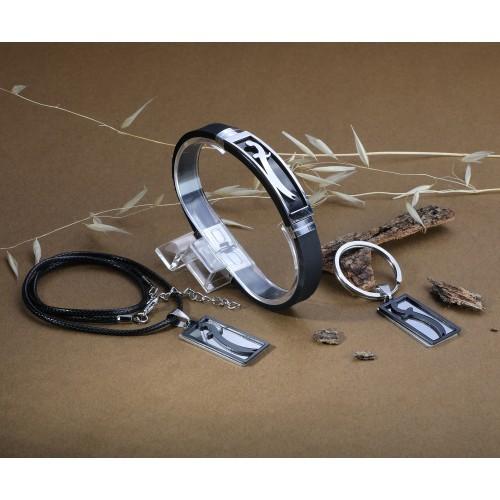 Zülfikar Kılıç Bileklik Kolye Anahtarlık Set