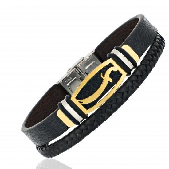 Strap Steel Bracelet 8659