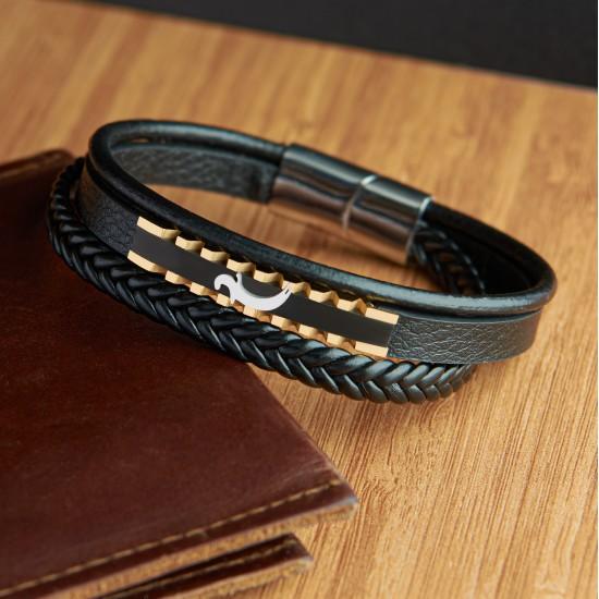 Strap Steel Bracelet 8318