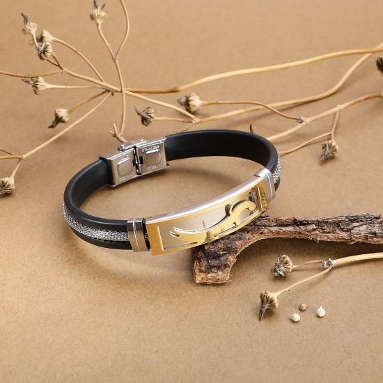 Strap Steel Bracelet 5935