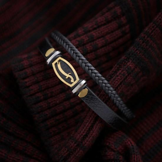 Strap Steel Bracelet 5180