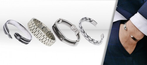 Wholesale Full Steel Bracelet Models